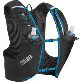 CamelBak Ultra Pro Vest 2 x 0,5l Quick Stow Flasks black/atomic blue